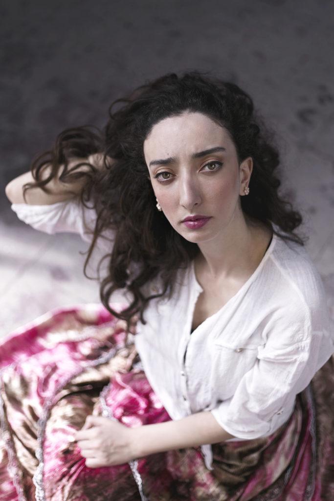 Portrait by Hanane TOUZANI