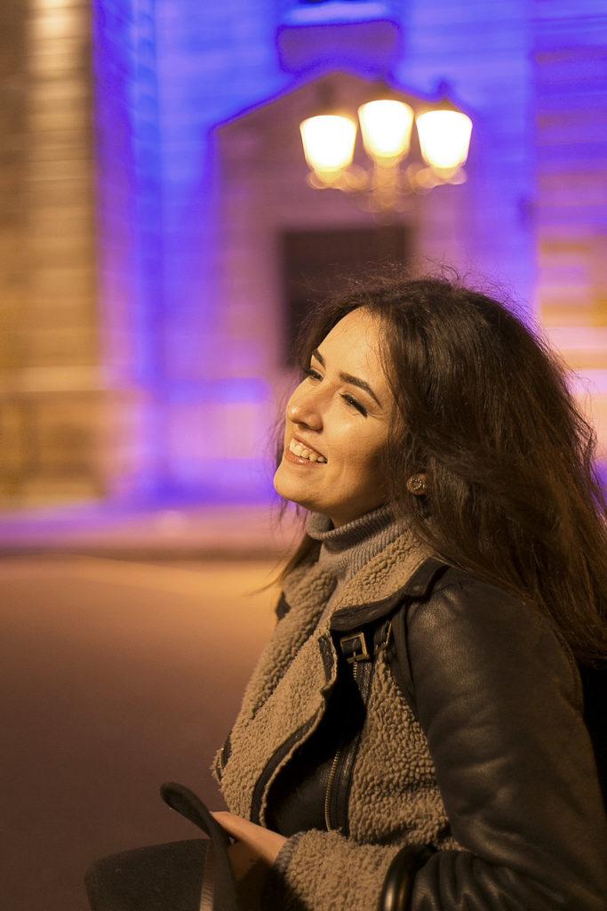 Portrait Hanane TOUZANI